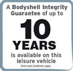 Bailey Caravans 6 year bodyshell guarantee