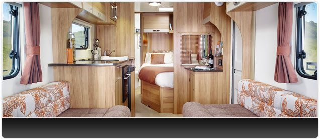 Bailey Pursuit 530 Caravan