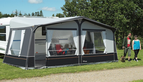 Caravan World Dorema And Starcamp Caravan Awnings